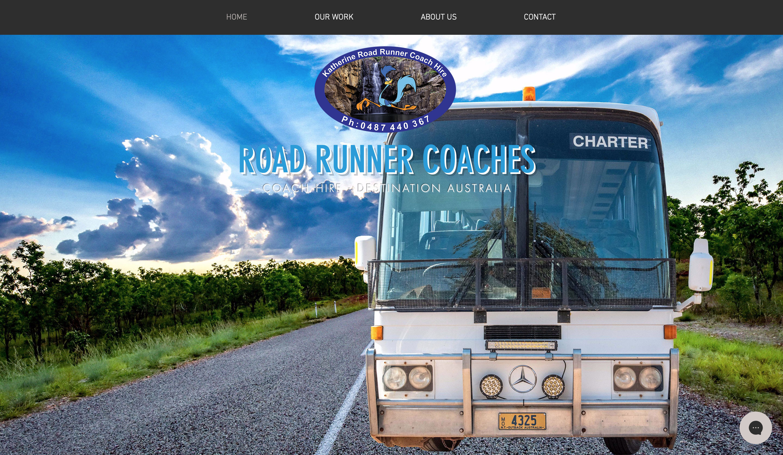Road Runner Coaches Katherine