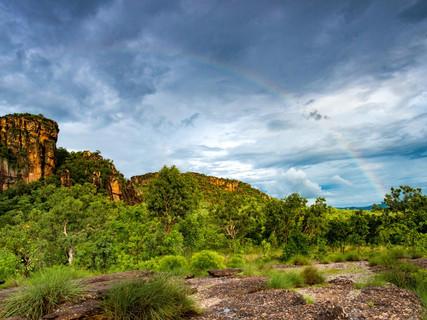 Noarlangie Rock, Kakadu