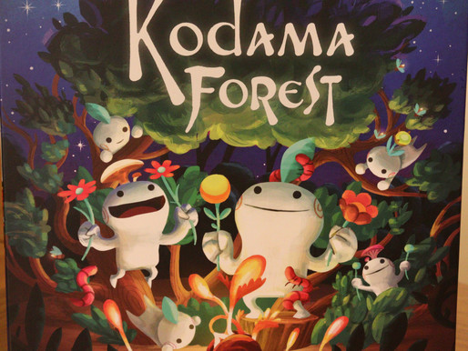 Will you be the victorious forester in Kodama Forest?