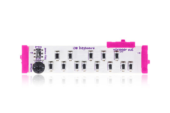 littleBits KEYBOARD