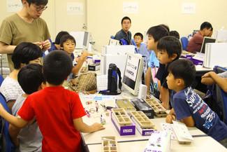 作ろう!電子楽器(シンセサイザー) @神戸市立青少年科学館