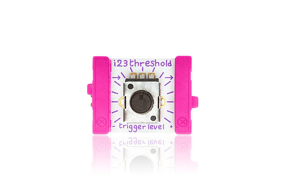 littleBits THRESHOLD