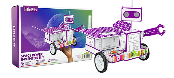 SPACE ROVER INVENTOR KIT(330023421005)