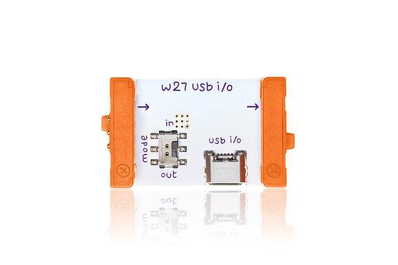 littleBits USB I/O