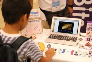 Maker Faire Tokyo 2015 @東京ビックサイト