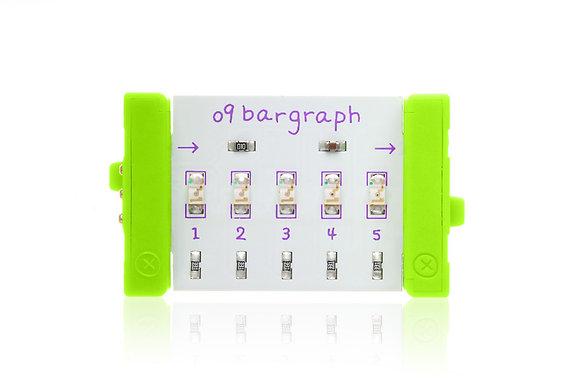 littleBits BARGRAPH