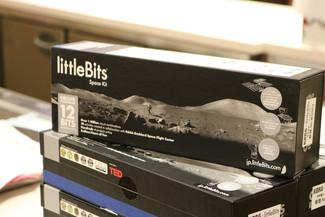 littleBitsを使って火星脱出マシンを作ろう