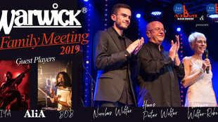 Warwick Family Meeting 2019開催決定!