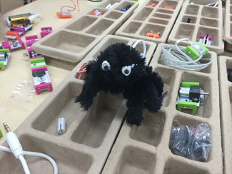 littleBitsワークショップ @バンダイナムコスタジオ
