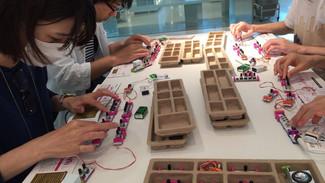 littleBitsで楽器を作ろう!@MOMA DESIGN STORE, TOKYO