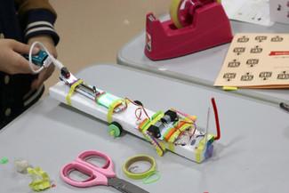 littleBitsで「ロボット」をつくろう!