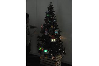 littleBitsでクリスマスツリーのオーナメントを作ろう