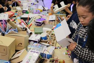 littleBitsで未来の仕事を創るロボットを作ろう!@ペンシルアカデミー