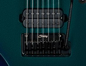 Sterling by Music Man Designed Modern Tremolo