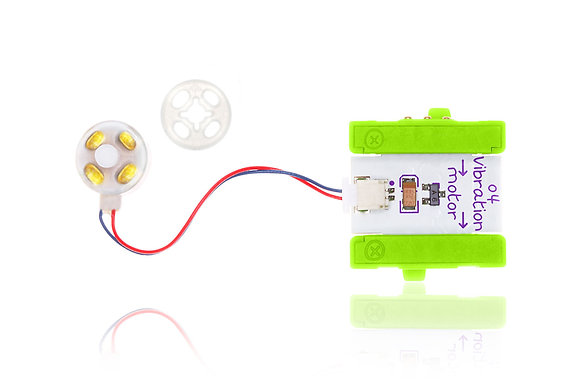 littleBits VIBRATION MOTOR