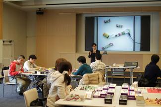 littleBits x KORG Synth Kitでつくる、サウンド・ワークショップ @川口市メディアセブン