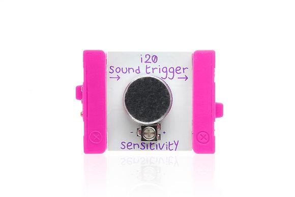 littleBits SOUND TRIGGER