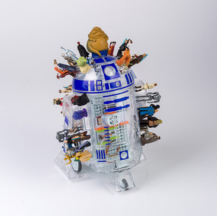 R2-D2 - star wars all stars -