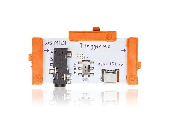 littleBits MIDI