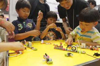 東京おもちゃショー2014 @東京ビッグサイト