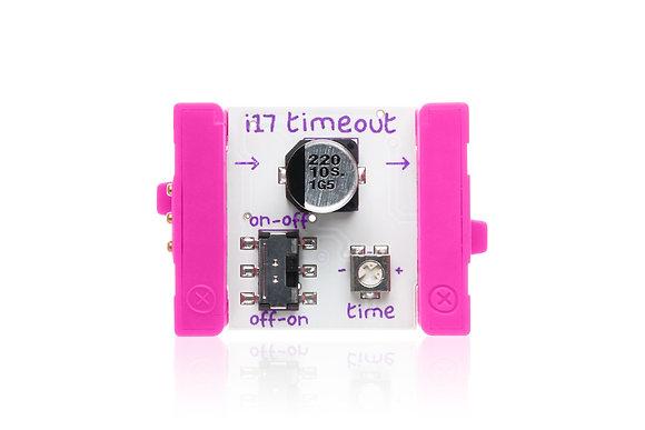littleBits TIMEOUT