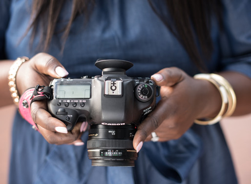 5 Things You Need to Know About Your DSLR Camera