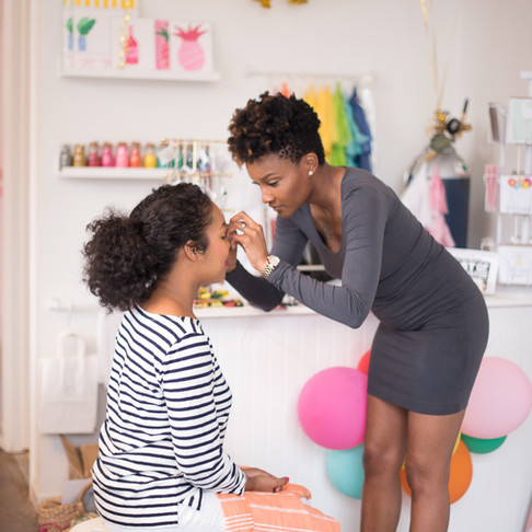 YES! MAKEUP IS NEEDED: TIPS FROM A PROFESSIONAL MAKEUP ARTIST