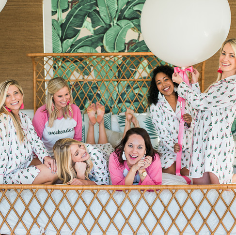 Galentine's Pajama Party