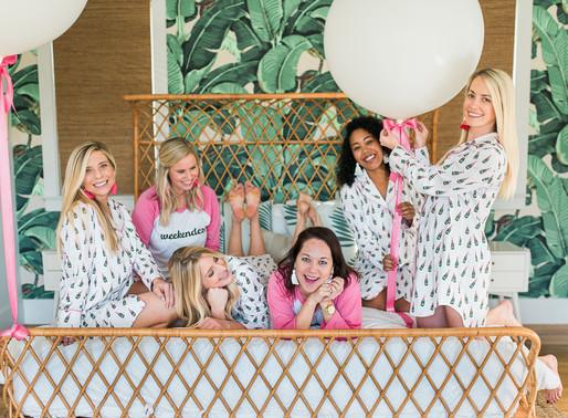 Galentine's Pajama Party