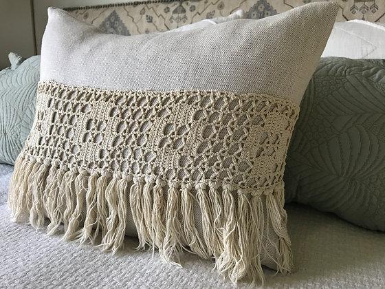 Freida Fringe Pillow