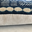 Thumbnail: SOLD OUT!! Indigo African Mudcloth Bolster Pillow