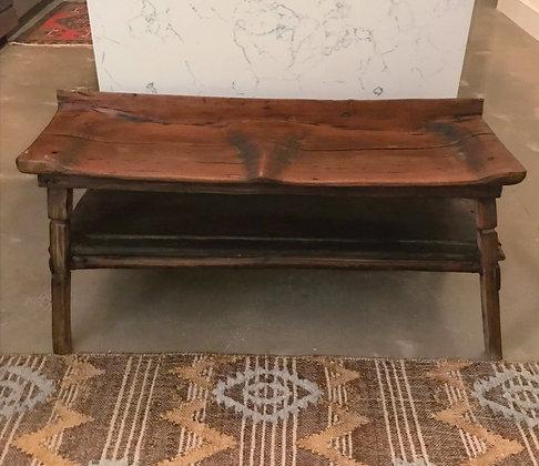 Primitive Rustic Bench