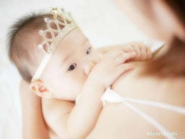 赤ちゃんにとって至福のひととき…❤️ ママと赤ちゃんが一番近くで触れ合える授乳の