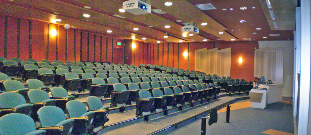 Lecture Theatre - University of Melbourne