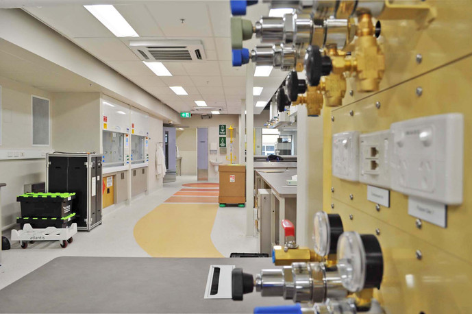 Synthetic Gas Laboratory