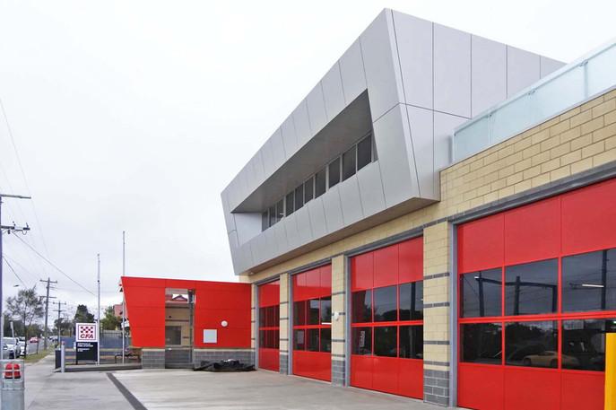 CFA Edithvale Fire Station