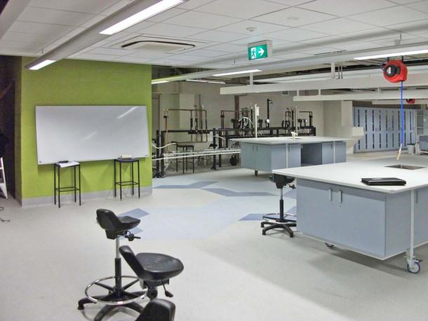 Undergraduate Laboratory