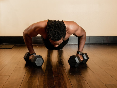 You Should Do 2 Pushups Every Day for 2 Weeks