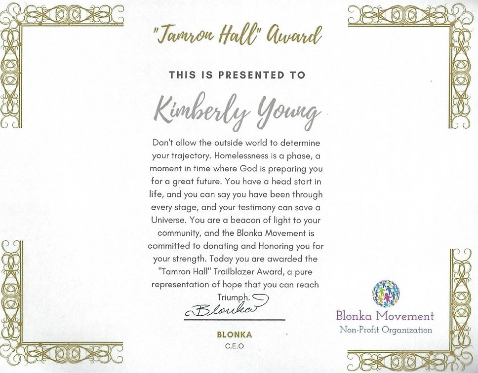 kimberely young tamron hall award.jpg