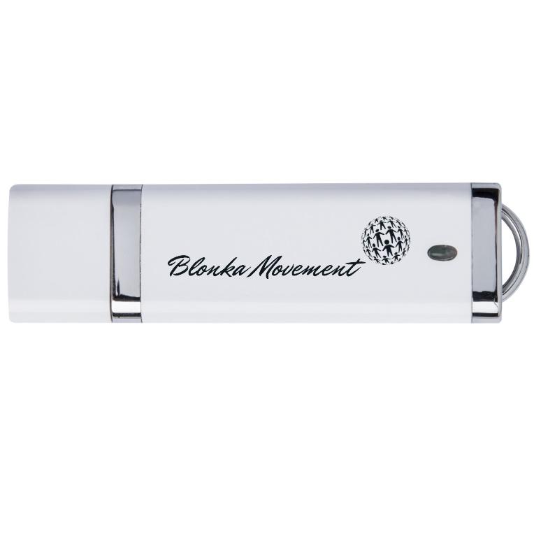 B.M. 2GB Flash Drive
