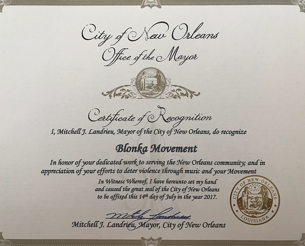 Mitchell J. Landrier Mayor of the City of New Orleans.webp