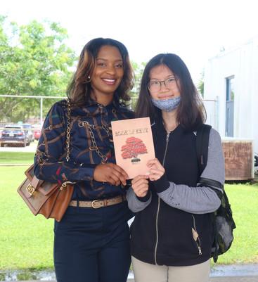 Alyssa Book Of Keyz Part 1 Recipient