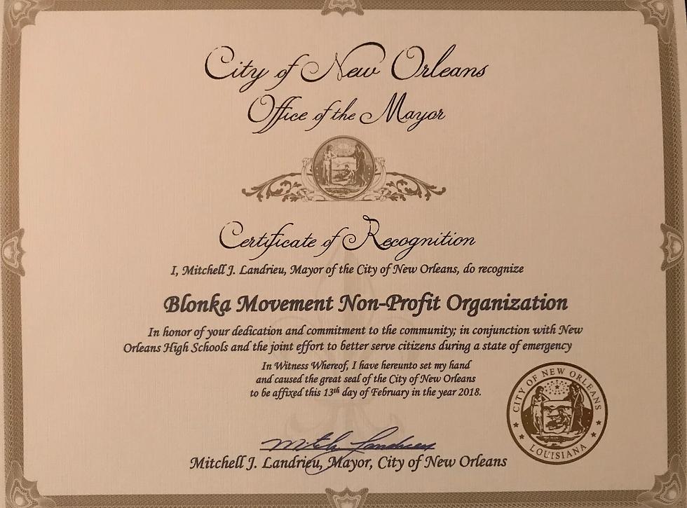 Mitchell J. Landrier, Mayor,City of New Orleans.webp