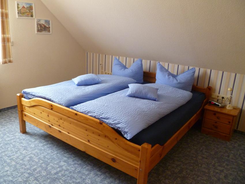 Slaapkamer - Woning 2