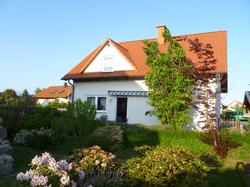 Haus Lerchenfeld Gartenseite