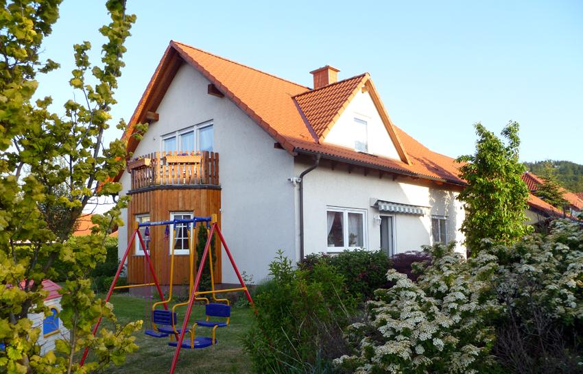 Haus Lerchenfeld Tuinzijde