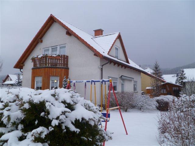 Haus Lerchenfeld - Tuin in de winter