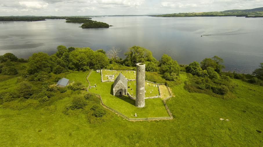 Holy-Island-Lough-Derg Close Up