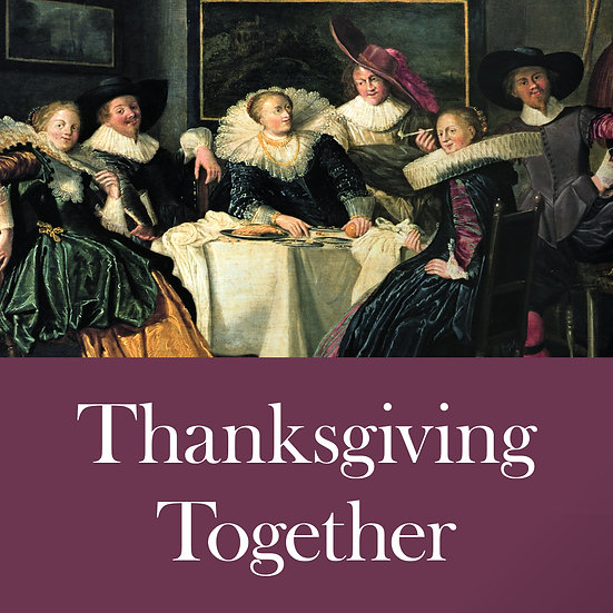Thanksgiving Together