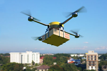 Commercial-drone-delivery-mobile-order-f